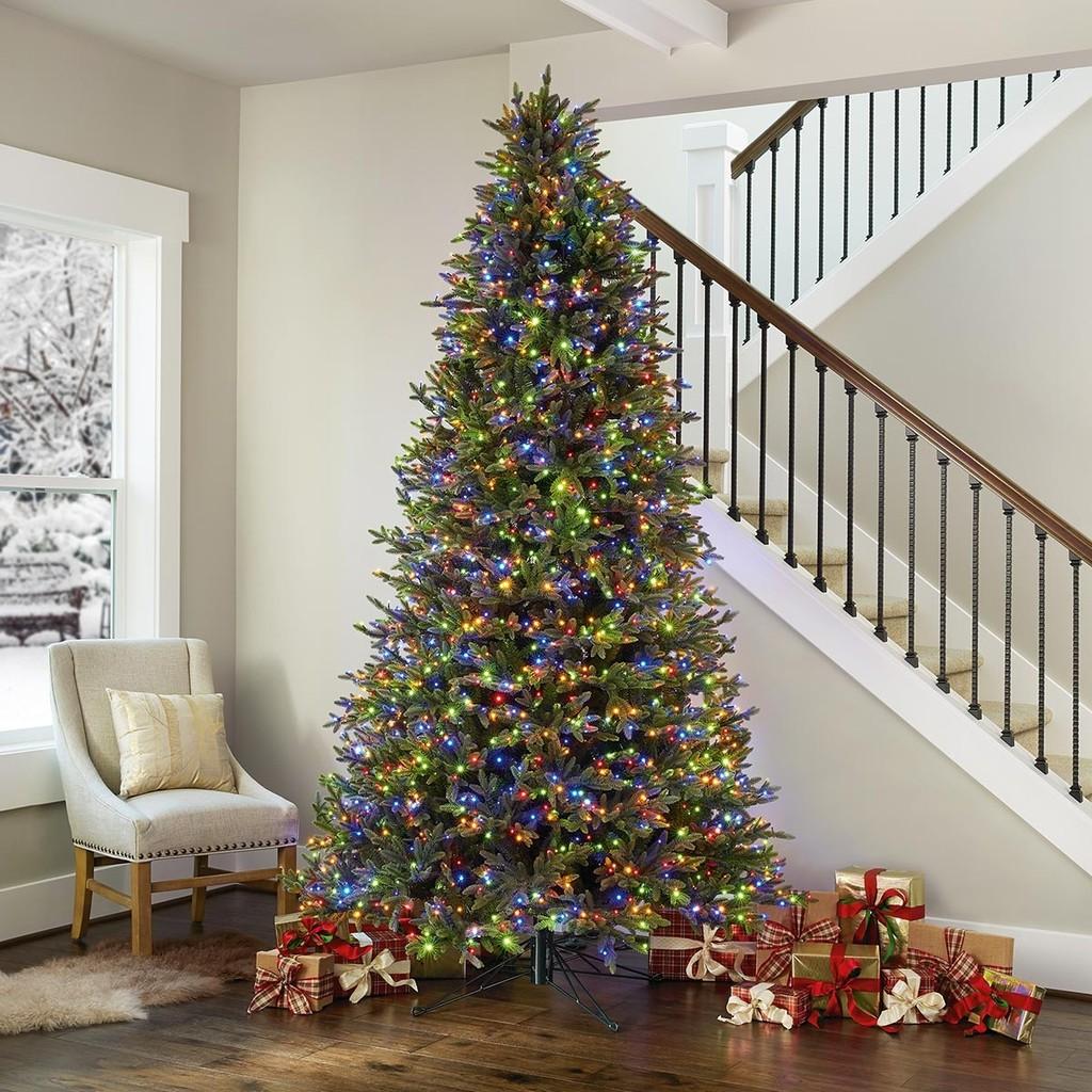 【⭐Costco 好事多 代購⭐】9 呎 LED 聖誕樹 氣氛 聖誕 裝飾 耶誕 禮物 聖誕節 禮物 耶誕節