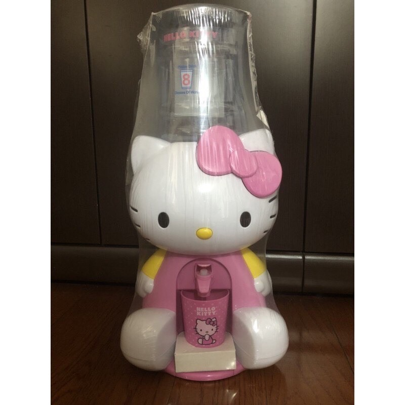 好市多 Hello Kitty 飲水機