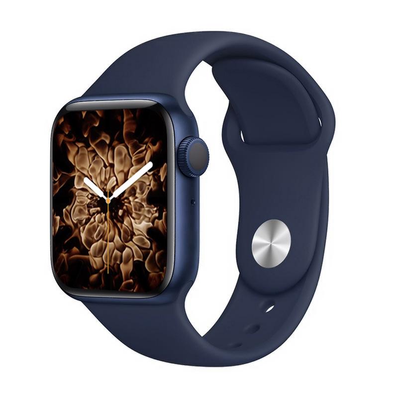 【限時特價】新款智能手錶T500+PLUS1.75大屏通話自定義WATCH6壁紙5款遊戲手環