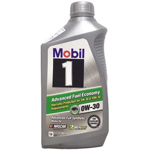Mobil 1 5W30 全合成汽車機油 946ml(6入)