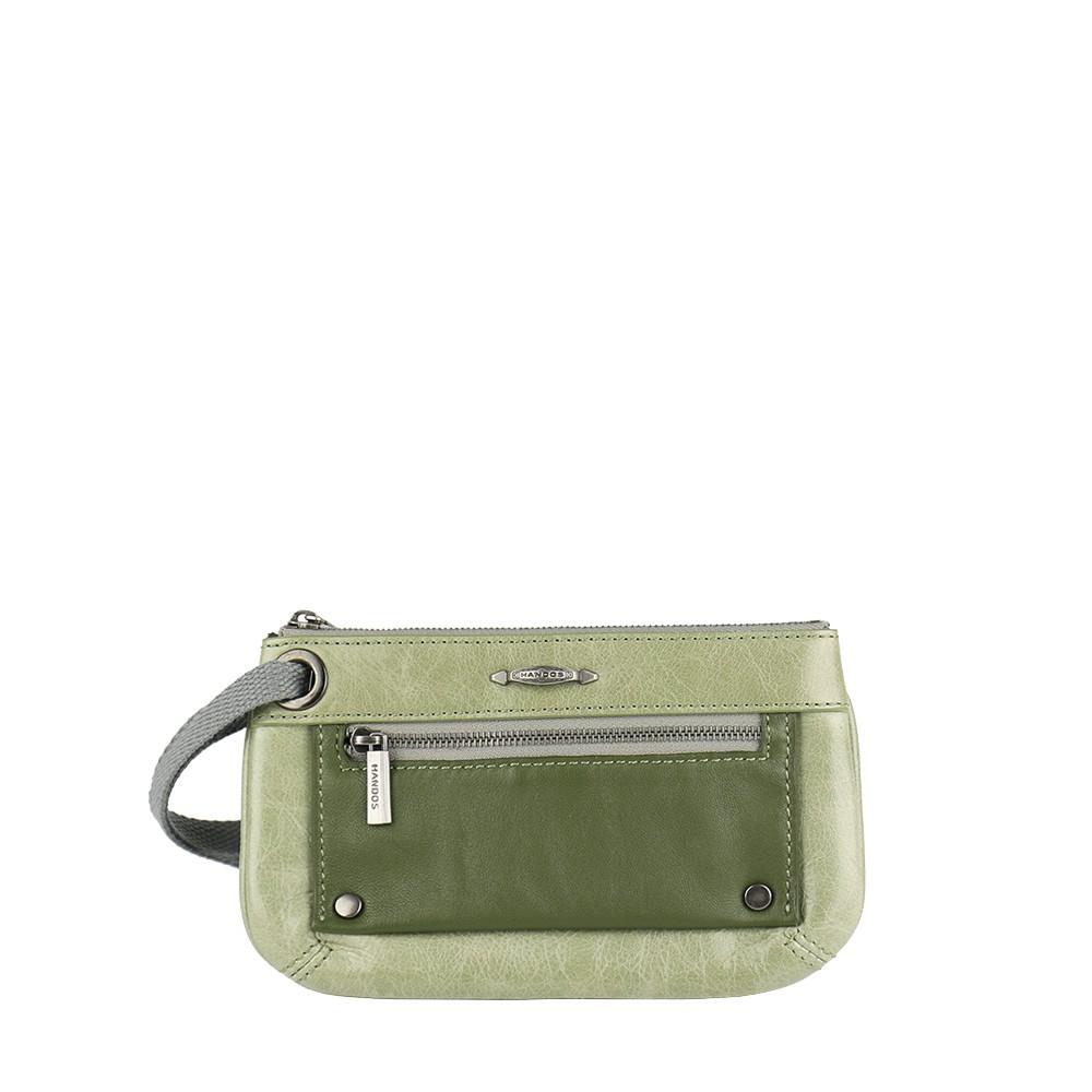 HANDOS|Bracelet 手拿包 - 草綠