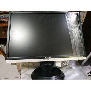va1916w精品小螢幕ViewSonic VA1916W 19吋 優派 三隻鳥 液晶螢幕顯示器 左邊緣一亮線 會消失 台南市