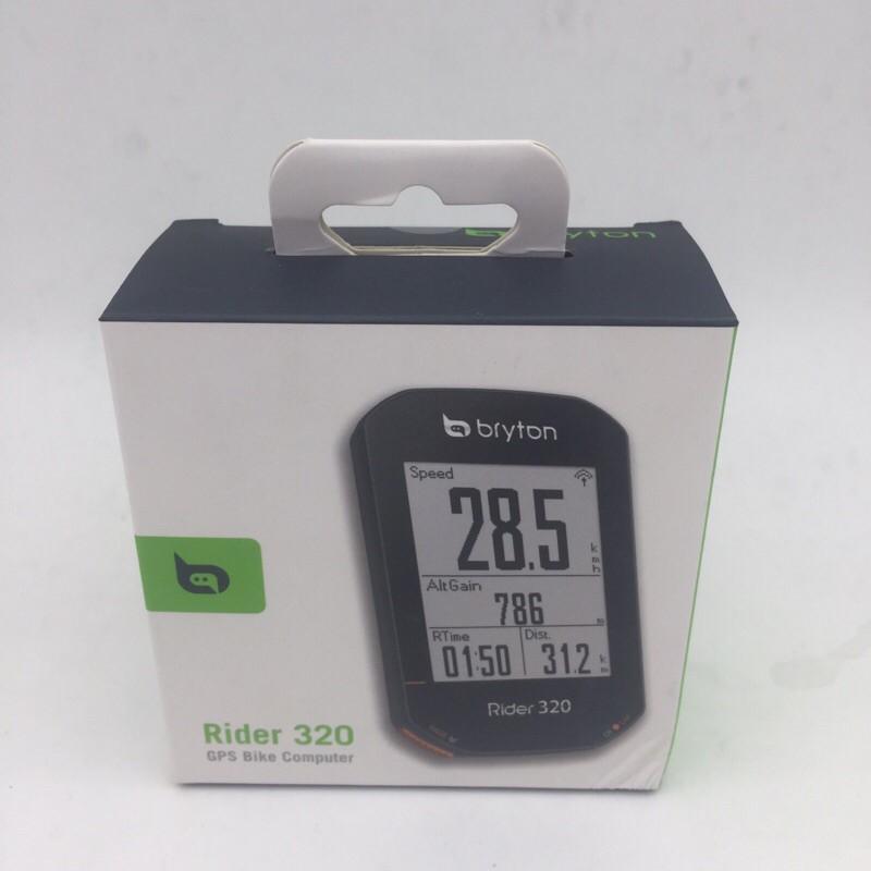 Bryton Rider 320E 碼表