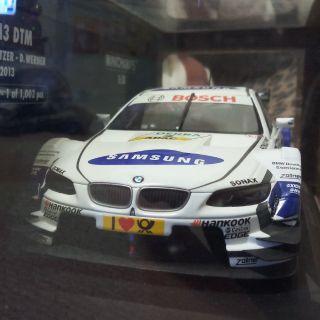 1:18 minichamps BMW  1/ 18 M3 DTM 新竹市