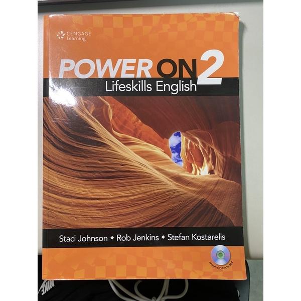 POWER ON Lifeskills English 2