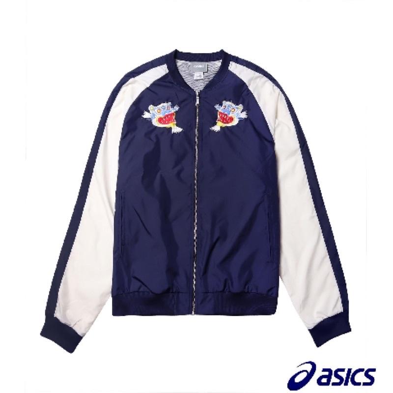 <桑普小樣> ASICS TIGER  亞瑟士 X 東京奧運 聯名 東京 歌舞伎外套 透氣 吸汗 父親節首選禮物
