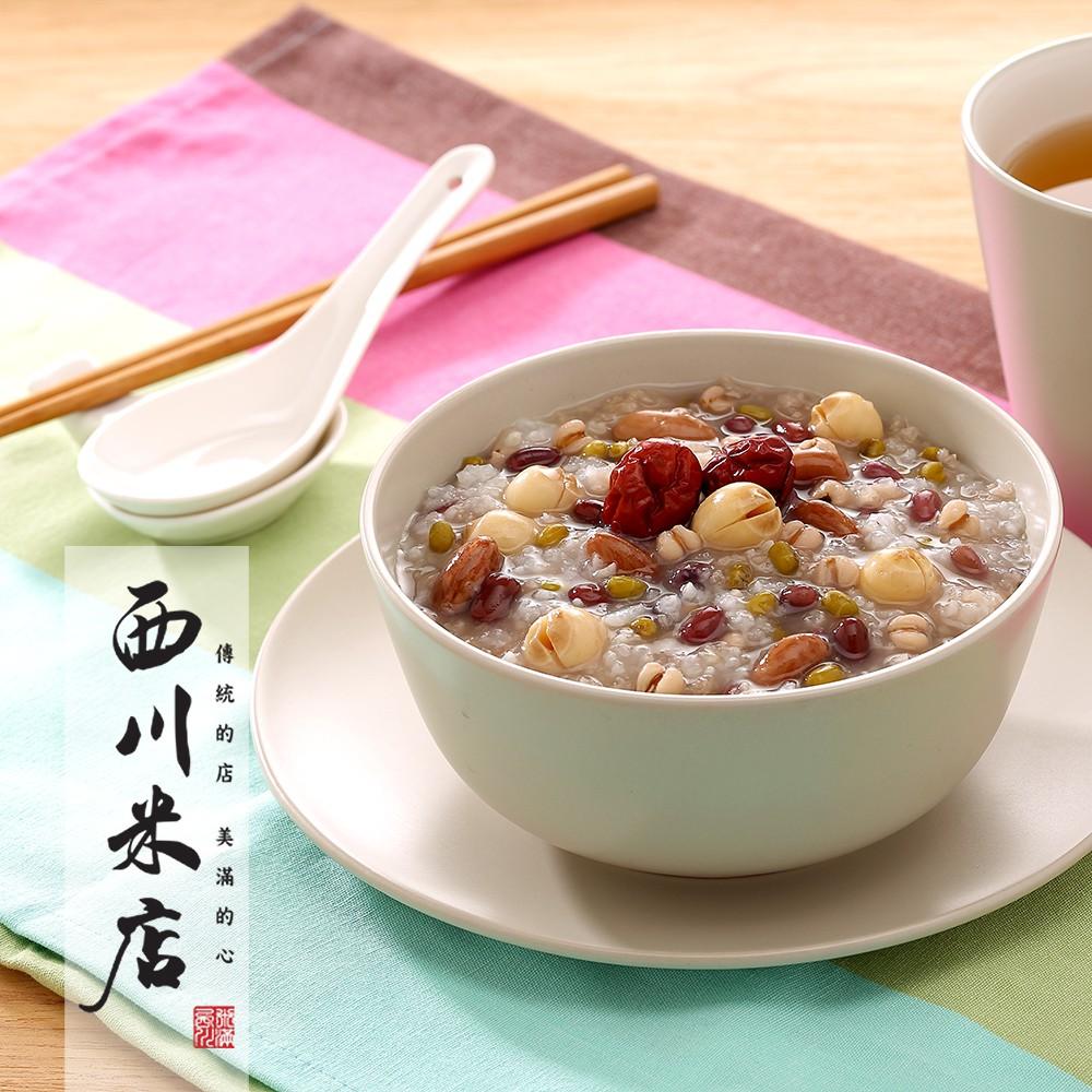 《花豆、紅扁豆、圓糯米》八寶滋潤雜糧組|秋日八寶甜粥 給小孩最天然的午後茶點