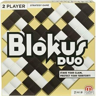 【陽光桌遊】格格不入 雙人決鬥組 (白色) BLOKUS DUO 英文版 正版桌遊 滿千免運 台北市