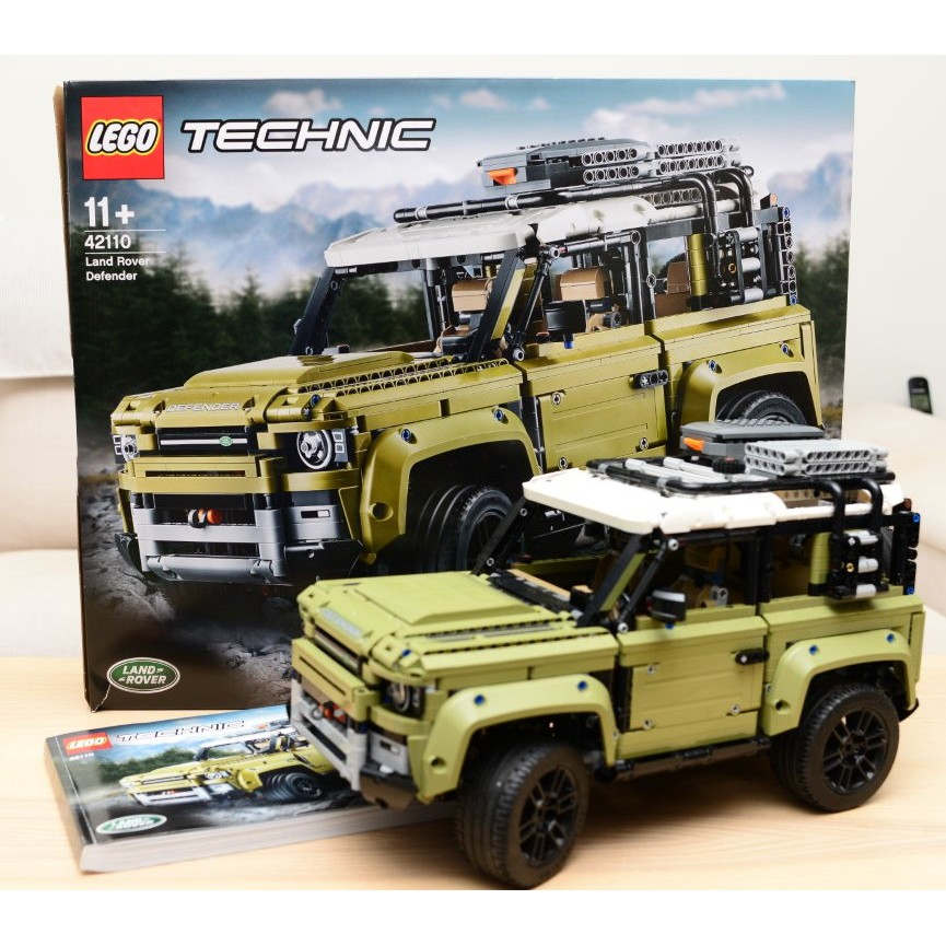 【已組裝】樂高 LEGO 42110 TECHNIC Land Rover Defender