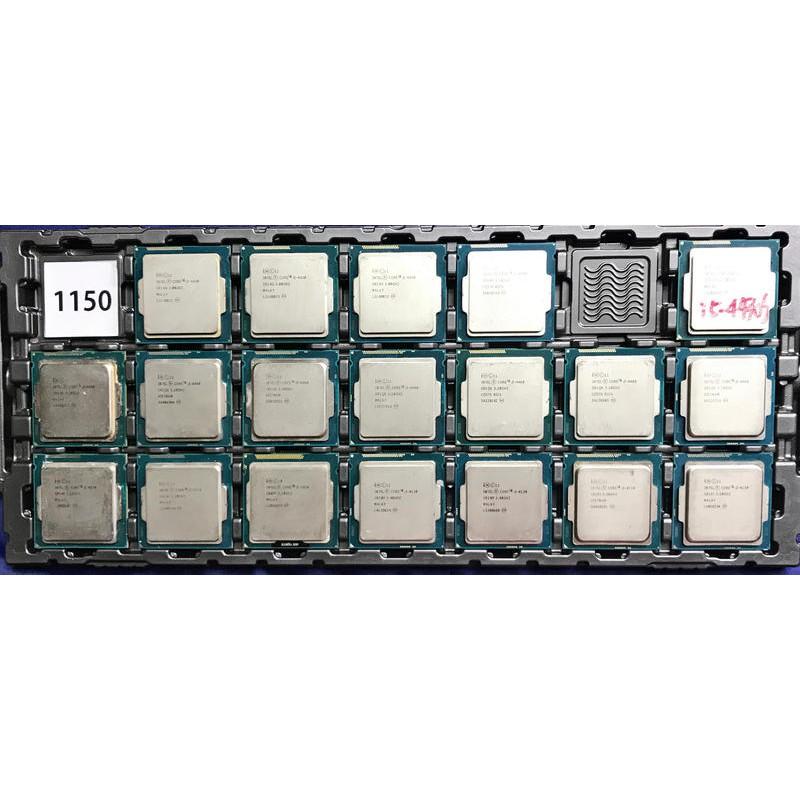 Intel CPU 1150 腳位 i5 i7 (選型號下單)