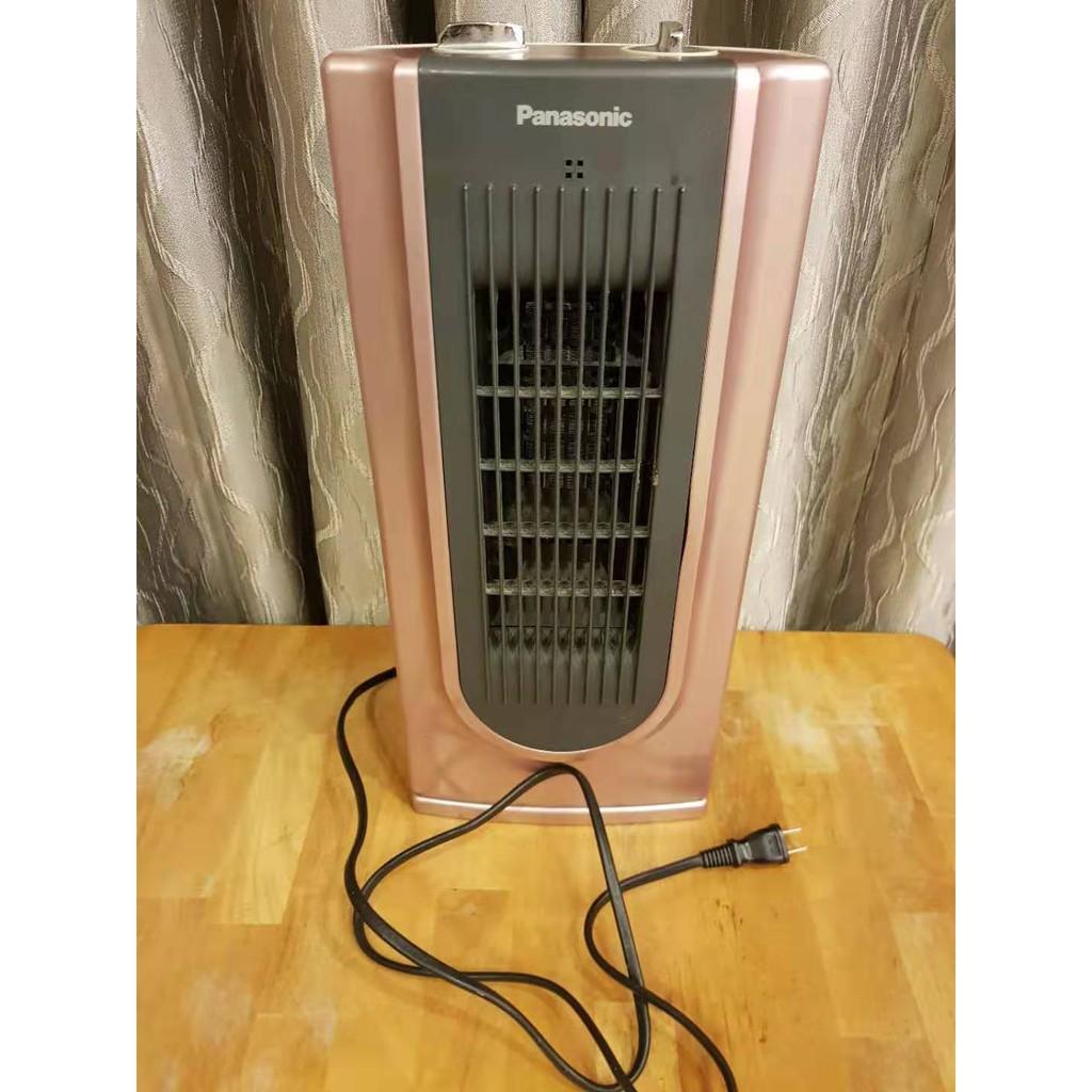 Panasonic 國際牌 直立式陶瓷暖風機 電暖器 FE-12CA