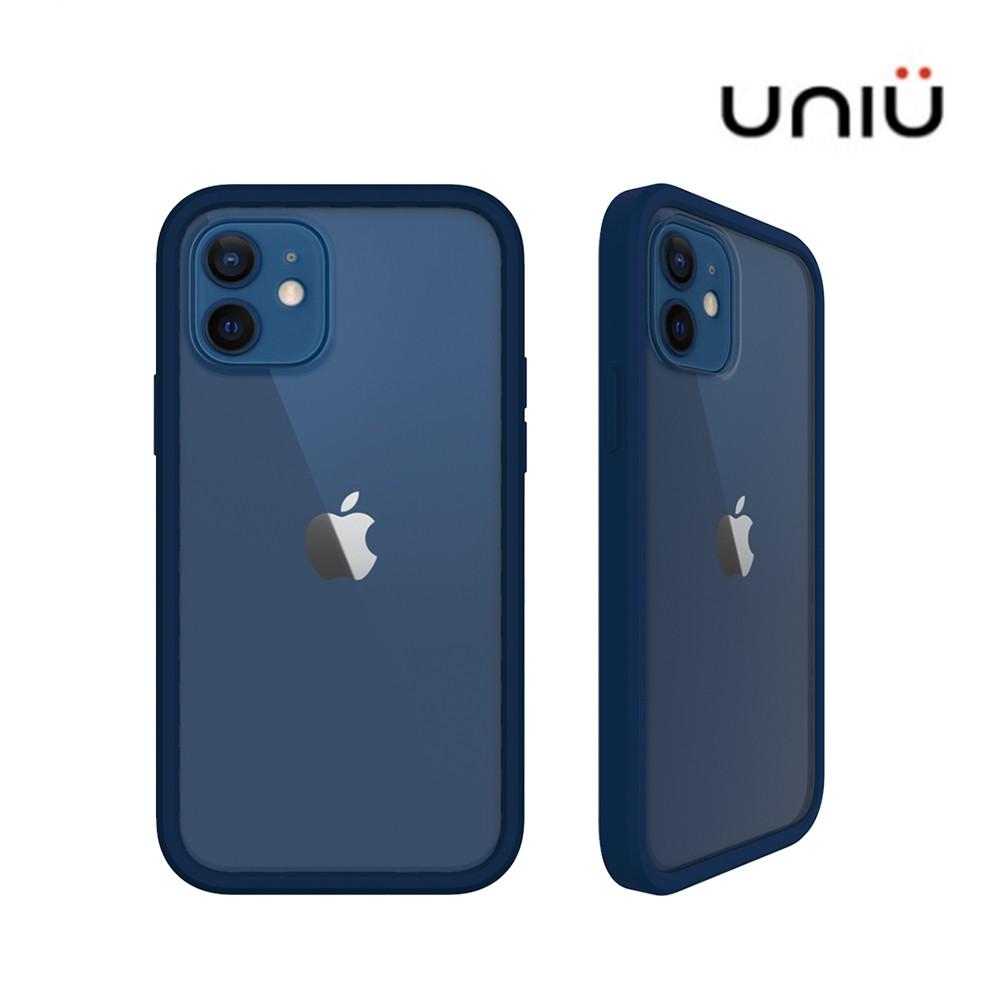 UNIU iPhone12系列專用 SI BUMPER 防摔矽膠框