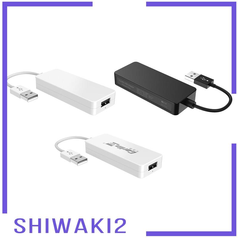IPHONE [Shiwaki2] Carlinkit 汽車播放 Usb 加密狗適配器, 用於車載收音機系統