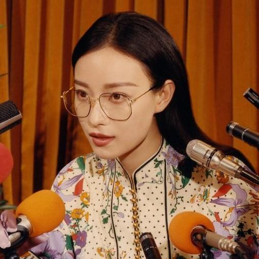 GUCCI 光學眼鏡 GG0396O 002 權志龍徐若瑄倪妮劉雯 同款方框 眼鏡 -金橘眼鏡