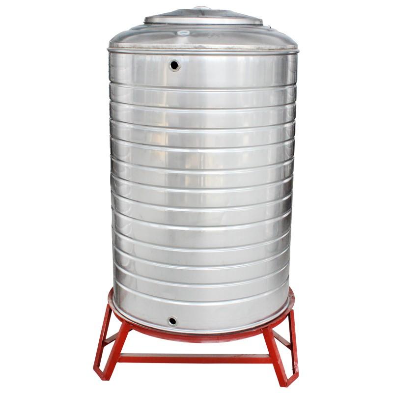 304不銹鋼水箱儲水桶立式水塔儲水罐家用加厚太陽能樓頂蓄水酒罐