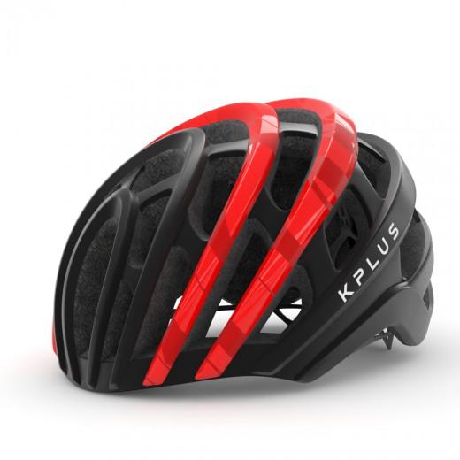 KPLUS NET 紅點限量紀念款 自行車 安全帽 歐規認證 雙層帽殼專利技術 兩色 尺寸 M L 小哲居單車