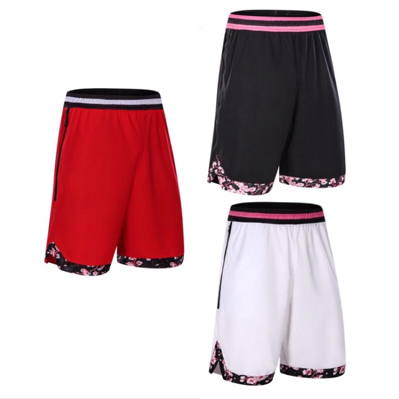 籃球褲 運動短褲 復古籃球褲 NBA NIKE同款 透氣 排汗 吸濕 口袋 慢跑 健身 訓練