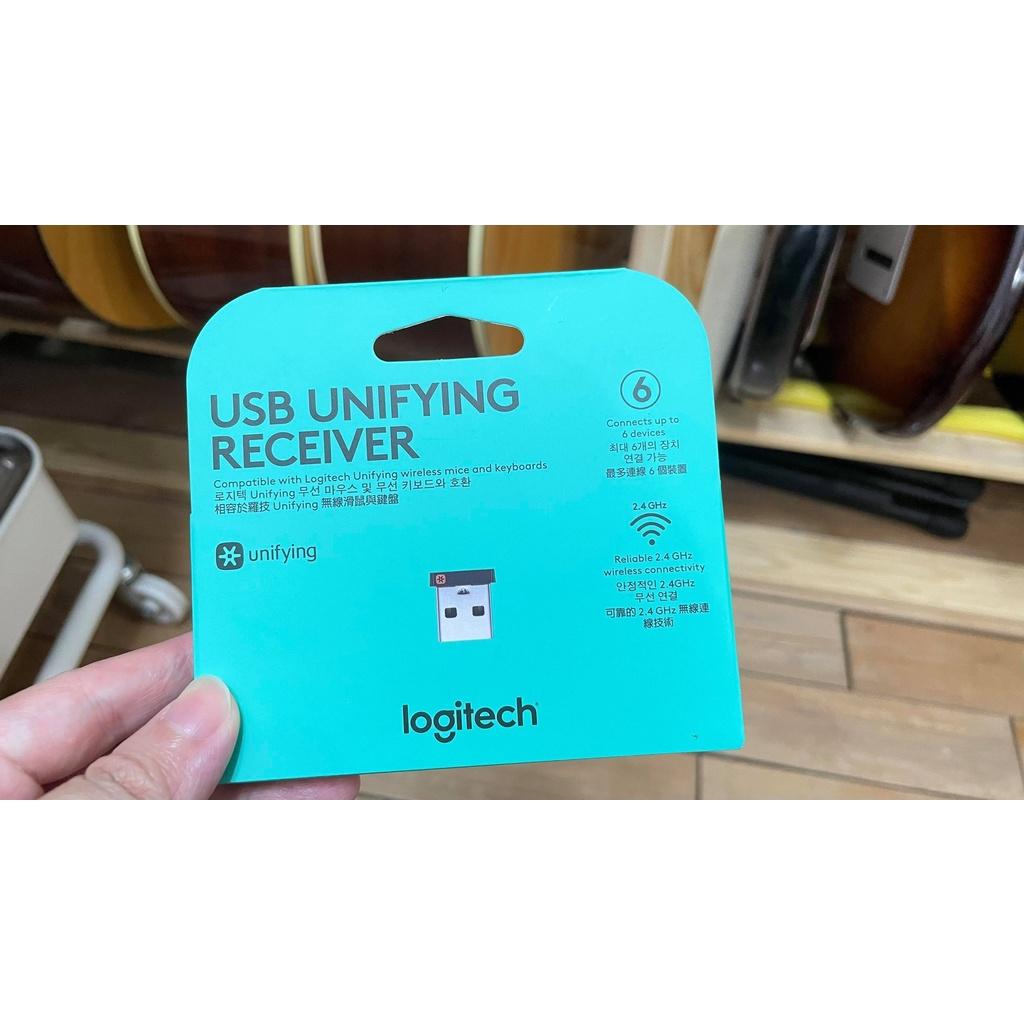羅技 logitech usb unifying receiver 迷你型 無線接收器 無線接受器