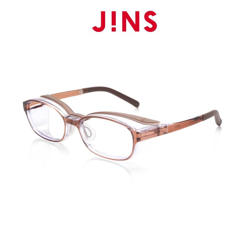 JINS 防風沙防護兒童框眼鏡(AFKF21S004)防霧加強