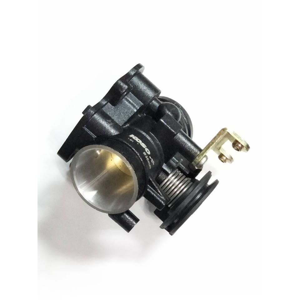 KOSO 噴射節流閥 加大節流閥 節氣門 加大 新勁戰 三代勁戰 四代勁戰 五代勁戰 GTR AERO BWS-R