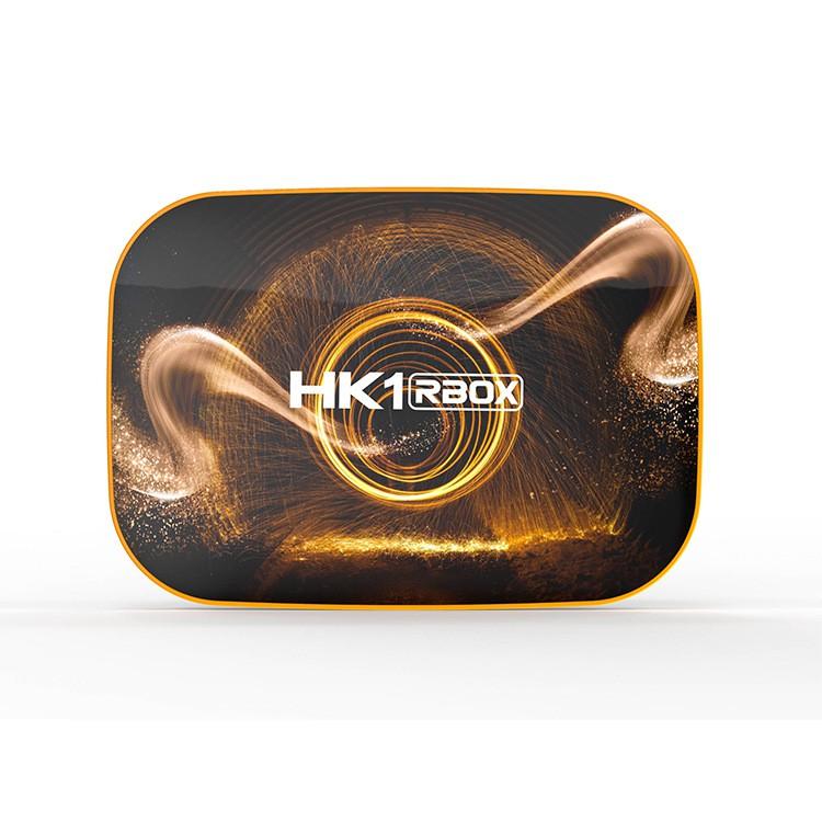 新款HK1 RBOX R1網絡機頂盒 RK3318安卓10.0雙頻WIFI帶藍牙TV BOX