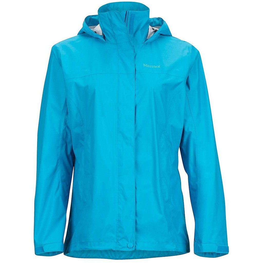 【Marmot】46200-2186 海洋藍 美國 女 PreCip 土撥鼠 防水外套