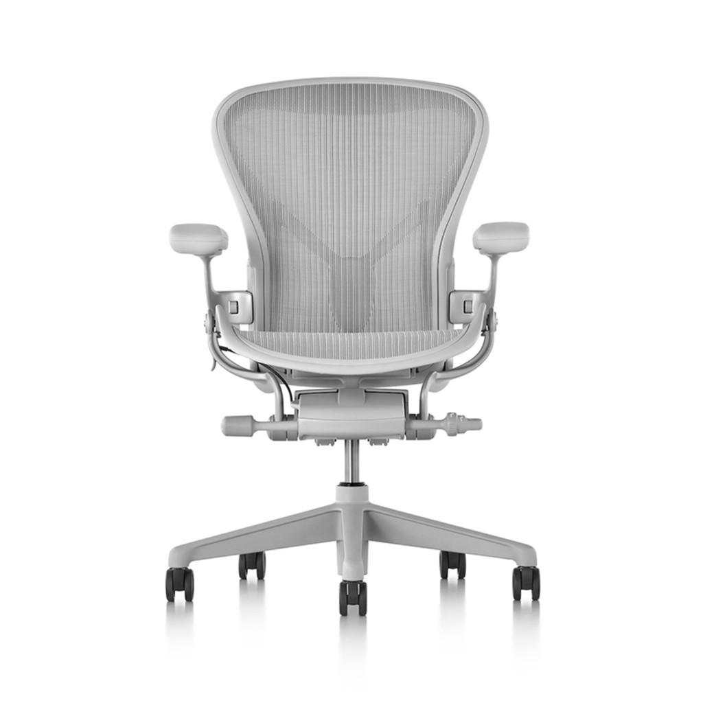 Herman Miller Aeron 2.0 豪華版 全功能 4D扶手 經典再進化 二代人體工學椅 辦公椅 電腦椅