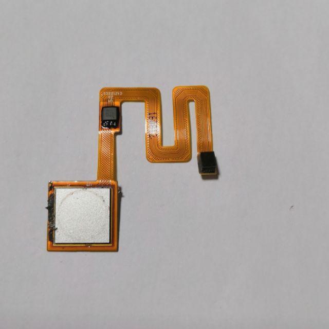 零件機 小米紅米 note4 原廠拆解銀色指紋排線