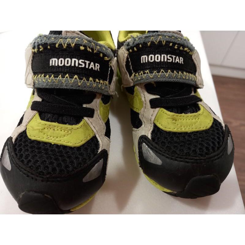 二手 moonstar 15號童鞋
