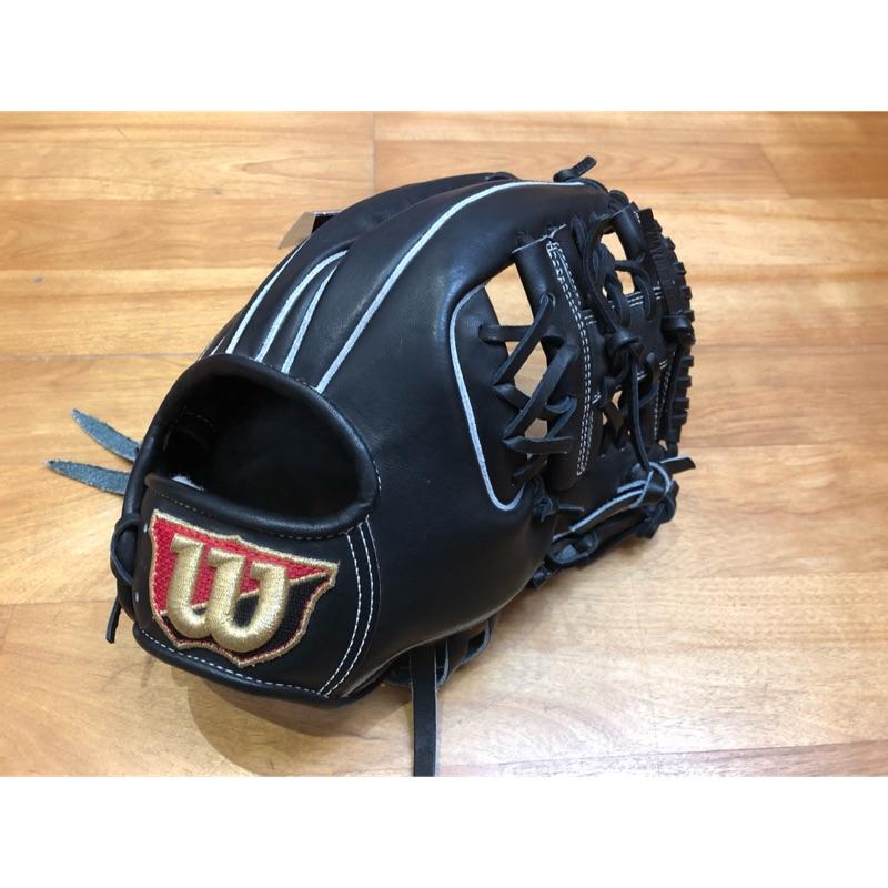 [黑瑞賣手套] Wilson Staff WTAHWN4YH 硬式 內野 棒球手套 壘球手套
