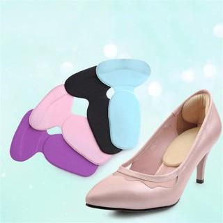 2合1矽膠腳跟+腳跟貼+T型設計後跟貼 雙效防護後跟貼 防磨腳貼 防磨腳後跟墊 加厚墊 矽膠貼