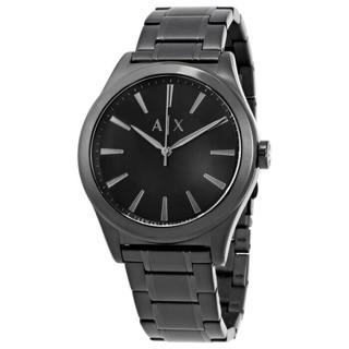(現貨不用等唷)Armani exchange基本款手錶/ 男錶