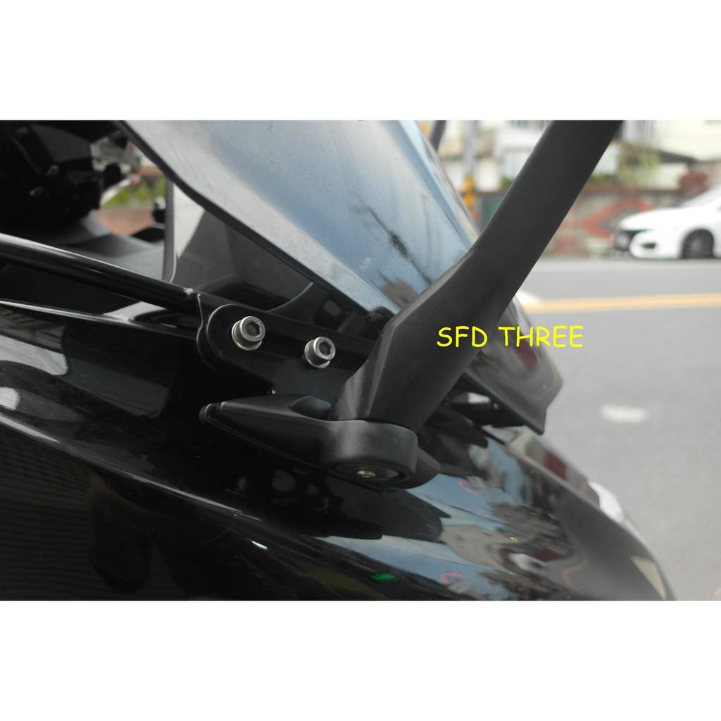 『小星精品』 燈匠 FORCE SMAX 歐規風鏡支架 後照鏡支架 後照鏡 支架 歐規風鏡 風鏡 歐規 風鏡支架