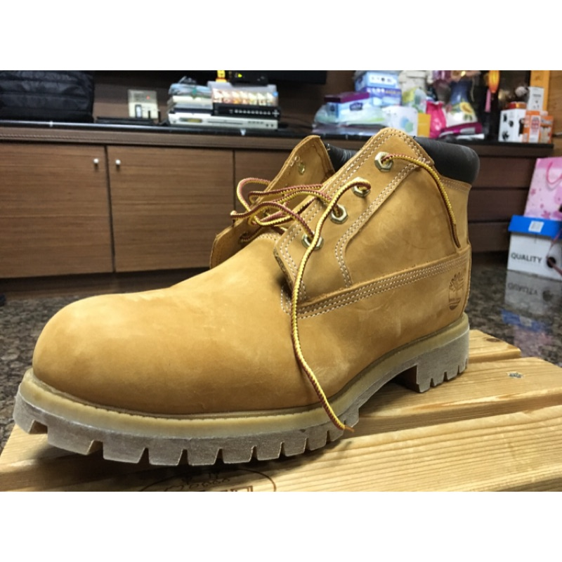 Timberland 黃靴(全新未穿)(原價5900下殺3980)