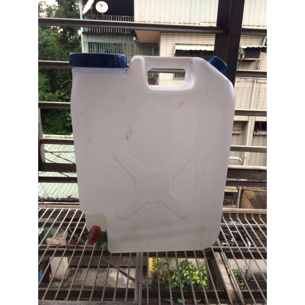 101尋寶屋二手海龍牌20公升水龍頭儲水桶儲水箱土城面交