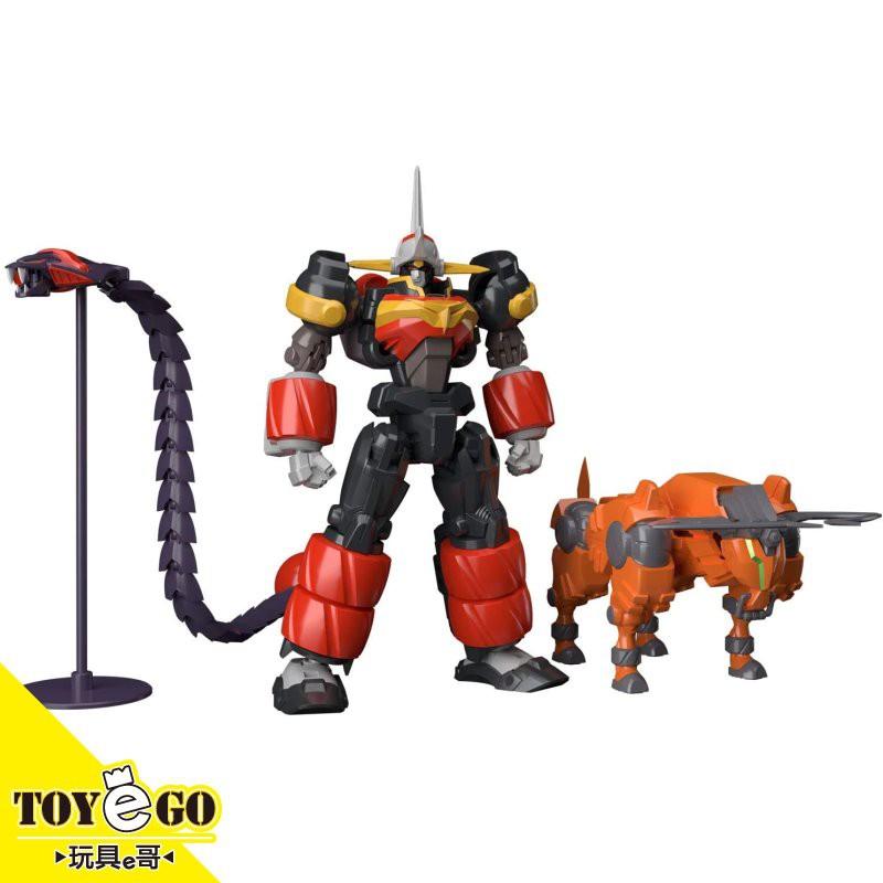萬代 現貨 盒玩 SUPER MINIPLA 組裝模型 GEAR騎士凰牙 數碼武裝套組 犄角野牛 代理玩具e哥50396