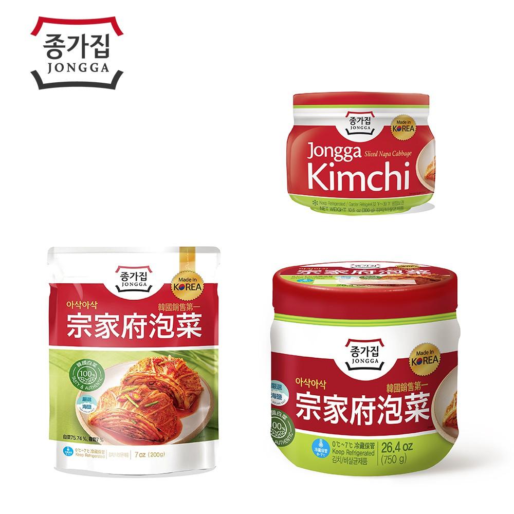 宗家府-原味泡菜 150g-750g