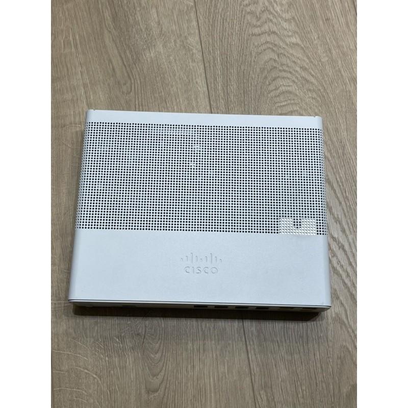 Cisco WS-C2960C-8TC-L