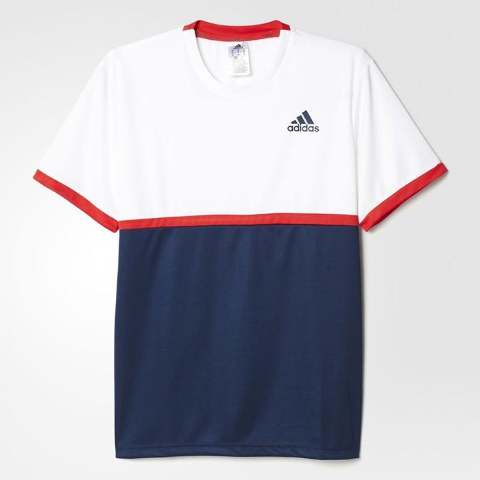ADIDAS 18FW 男款 網球上衣 圓領 Court Tee系列 AX8166