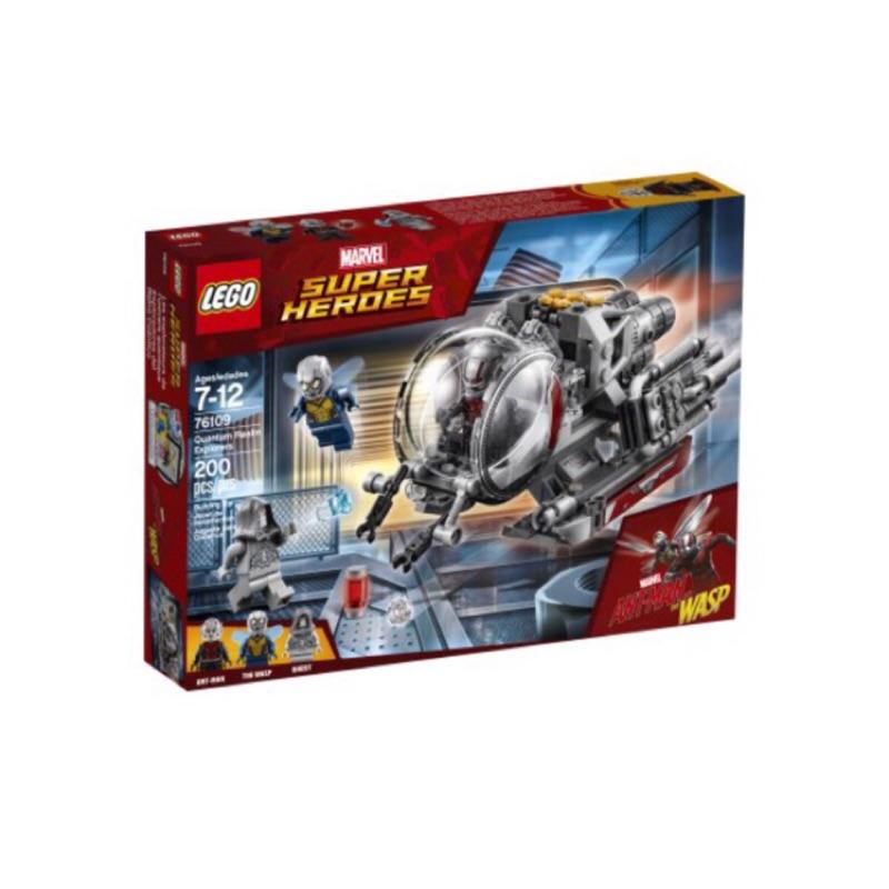 [美國找我買] lego 76109 蟻人 全新壓盒