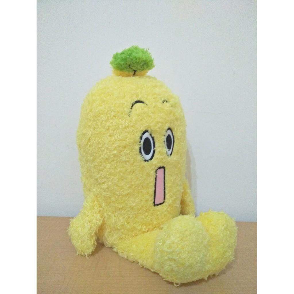 降價 限量吉祥物 NANANA ナナ TV TOKYO 現貨 日本景品 娃娃 布偶 香蕉人