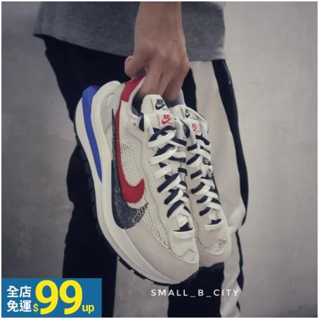 sacai x Nike VaporWaffle CV1363-100 白藍 2020年版