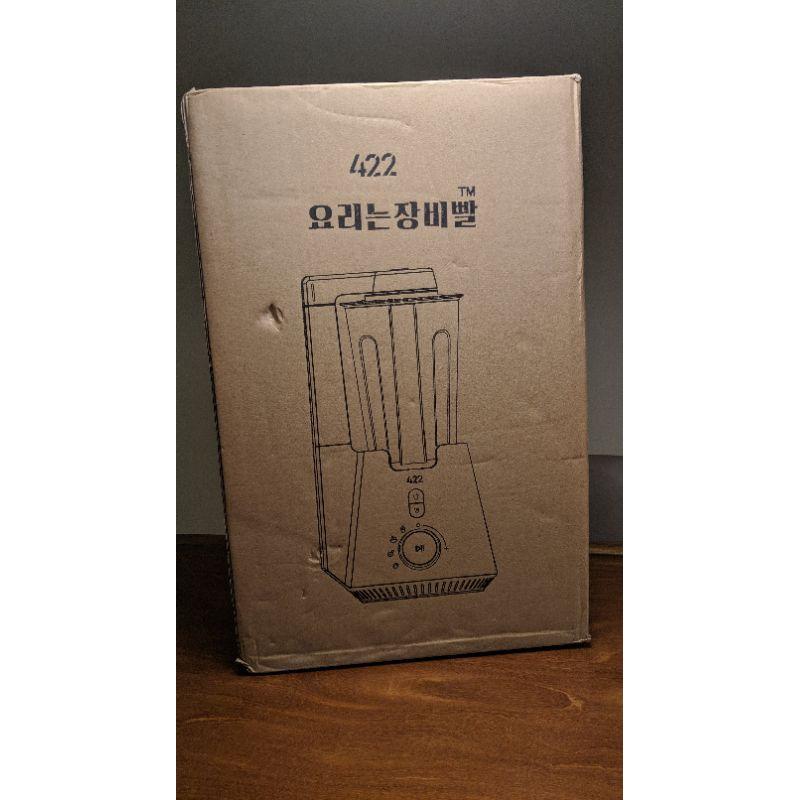 【超便宜】【全新】【韓國 422Inc】 真空破壁調理機VBL15L  白