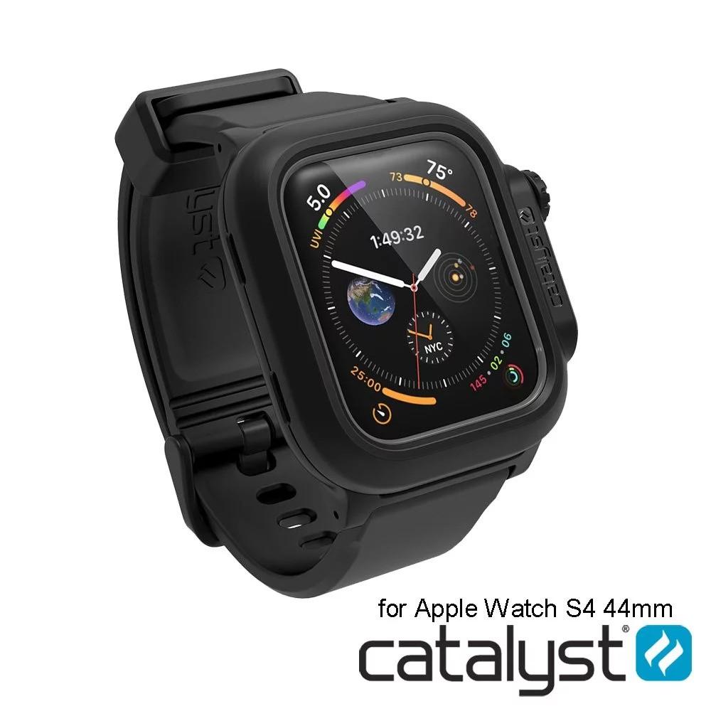 CATALYST APPLE WATCH SERIES SE/S6/S5/S4 44mm 40mm超輕薄防水保護殼