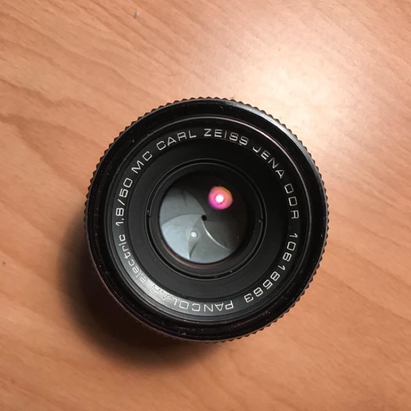 Carl zeiss Pancolar 50mm f1.8