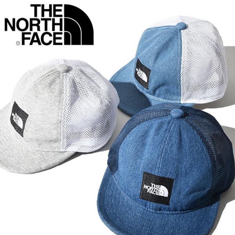 日本代購🇯🇵The North Face 幼兒棒球帽 寶寶帽 嬰兒帽 北面 日本正版預購