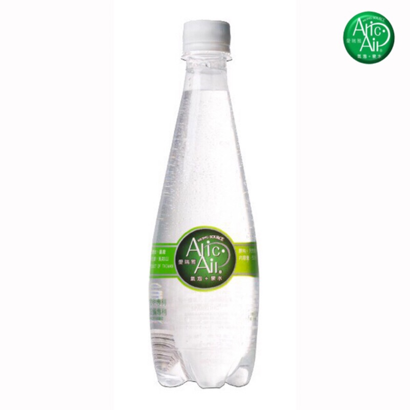 愛瑞雅 鹼性氣泡水500ml*24罐