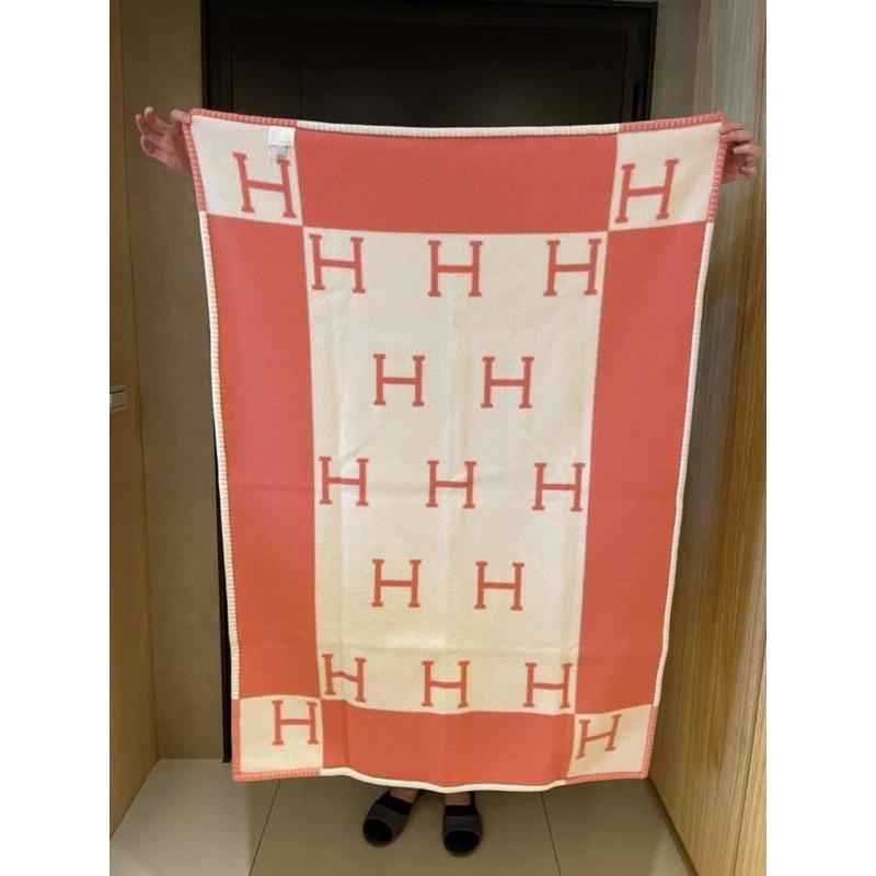 Hermes 愛馬仕 BABY毛毯 🐎