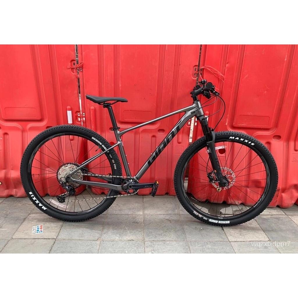 新品上市捷安特XTC SLR 29 1 超輕鋁合金29寸山地自行車 mJcZ