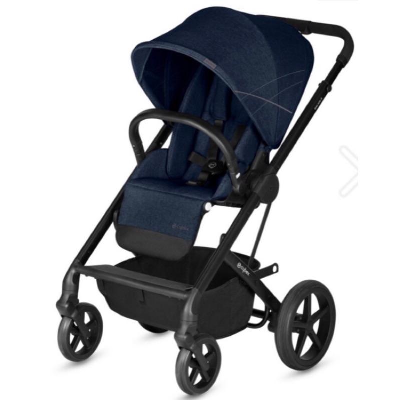 近全新 二手 Cybex balios s 雙向 手推車 嬰兒推車